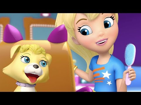 Polly Pocket full episodes | Butterfly hunt! | New Episodes | Kids Movies | Girls Movie
