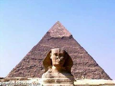 Las Pirmides de Egipto  YouTube