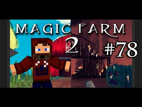 """CAKE PARTY!"" Minecraft MAGIC FARM 2 EP-78"