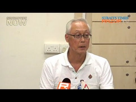 SM Goh on PAP's Marine Parade GRC election campaign