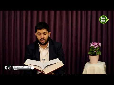 Cövşən-Kəbir duası - Hacı Rahib 1-ci Qədr gecəsi
