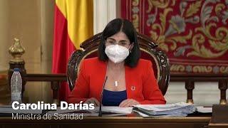 #VACUNA   Sanidad y las comunidades descartan retrasar la segunda dosis de PFIZER y MODERNA