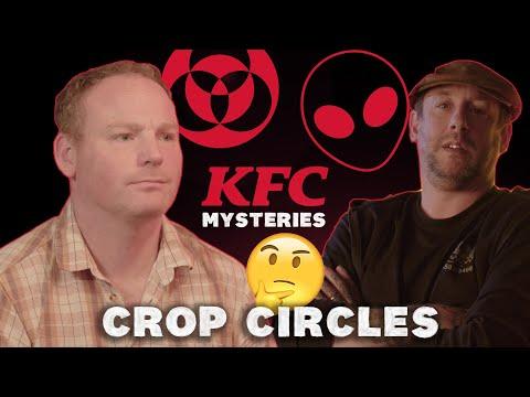Crop Circles: Man-Made or Something Else?! 👽 | KFC Mysteries Ep 2