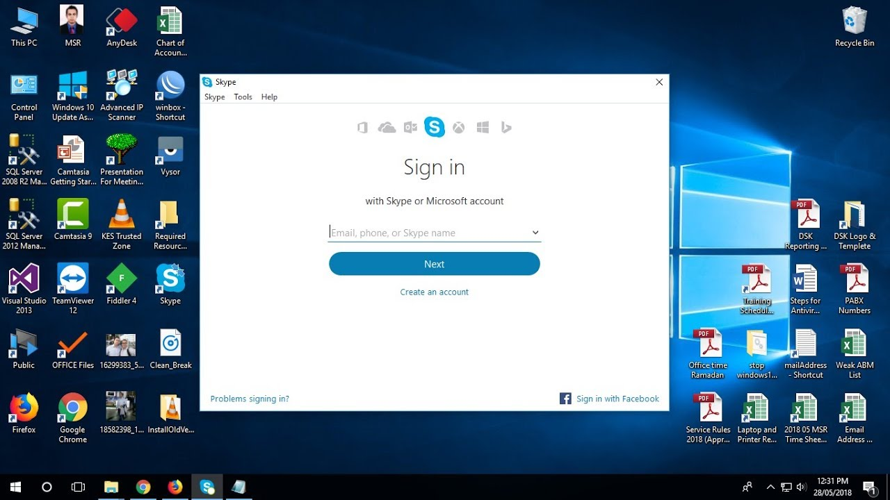 How to download & install skype classic old version / edition - 7 40 in  Windows 10, 8 1,8,7