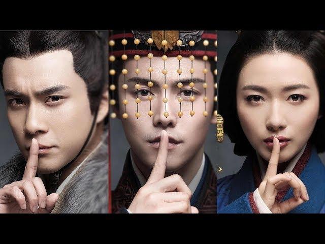 Secret of the Three Kingdoms MV | Chinese OST Music | Elvis Han, Ma Tianyu, Sunny Wang & Regina Wan