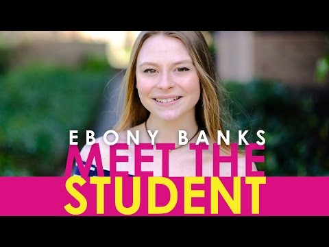Hospitality, Tourism & Event Management Degree - Ebony on why she chose Wrexham Glyndwr University