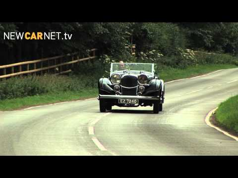 Alvis 4.3 Litre : Car Review