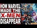 Uncanny X-Men: Disassembled | Nate Grey Dog Walks The X-Men Out Of Existence!