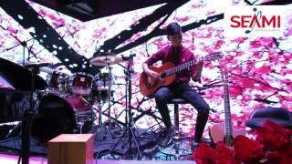 Love story + Scarborough fair - Lý Huy Dưỡng (học viên guitar)