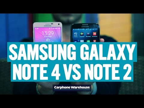 Samsung Galaxy Note Vs Samsung Galaxy Note Comparison Review