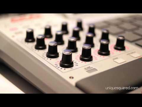 DJ Expo 2012: AKAI MPC Renaissance Overview | UniqueSquared.com