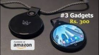 Top 5 cool gadgets and available on Amazon ✳️Cool gadgets under 199, 500, and 10000