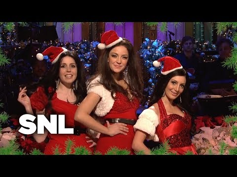 A Holiday Message from the Kardashians  SNL