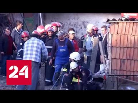 Румынские спасатели успешно извлекли из колодца двухлетнего ребенка