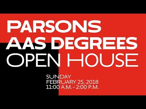 Parsons AAS Expo & Open House 2018