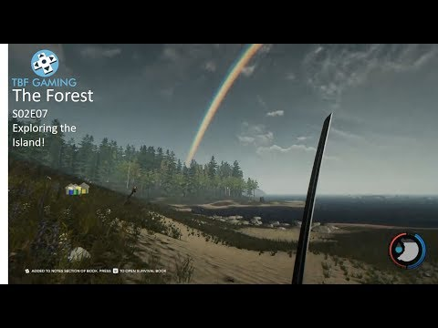 The Forest S02E07 Exploring the Island Coast