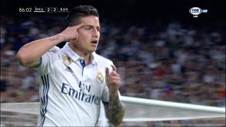 James Rodriguez vs Barcelona Home HD (23/04/2017) by JamesR10™
