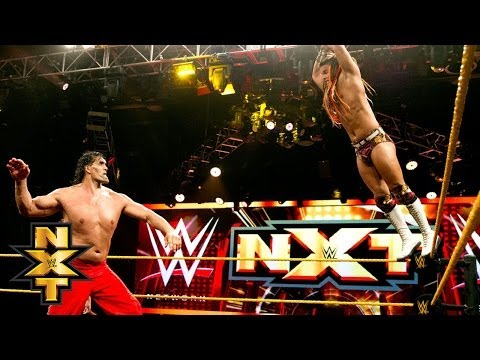The Great Khali vs. CJ Parker: WWE NXT,...