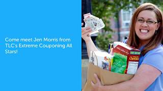 FREE Extreme Couponing Class - Jen Morris