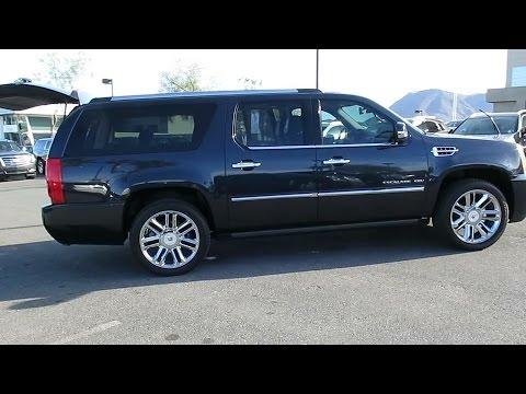 2013 Cadillac Escalade Esv Henderson Las Vegas Boulder