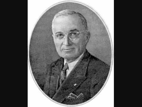 Truman vs eisenhower essay