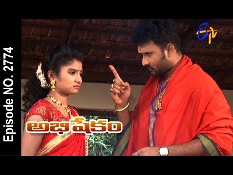 Abhishekam | 7th December 2017  | Full Episode No 2774 | ETV Telugu