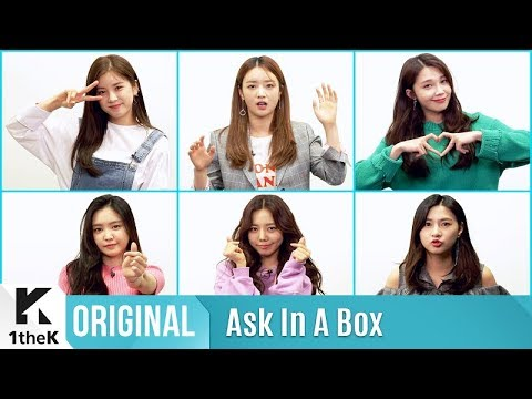 ASK IN A BOX(에스크 인 어 박스): Apink(에이핑크) _ Miracle(기적 같은 이야기)