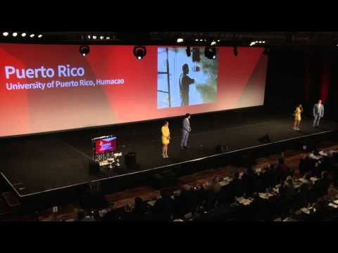 Enactus World Cup 2013 - Final Round Competition - Fourth Place - Puerto Rico