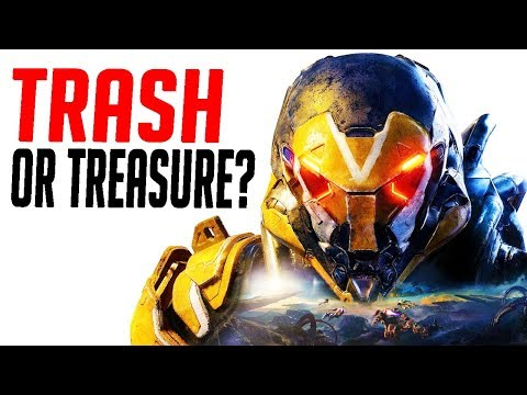 My Thoughts On Anthem So Far