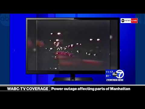NYC power outage leaves parts of Manhattan in darkness | ABC News