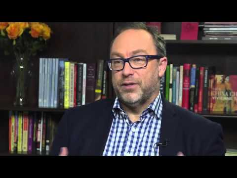 CCTV America chats with Wikipedia co-founder Jimmy Wales