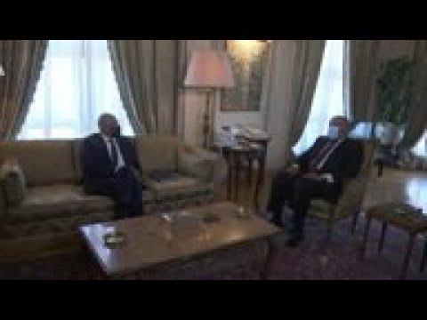 Egypt, Greece sign maritime deal, to counter Turkey-Libya