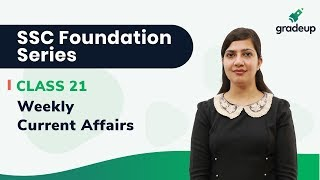 Current Affairs LIVE Session by Neha Ma'am @ 4 PM