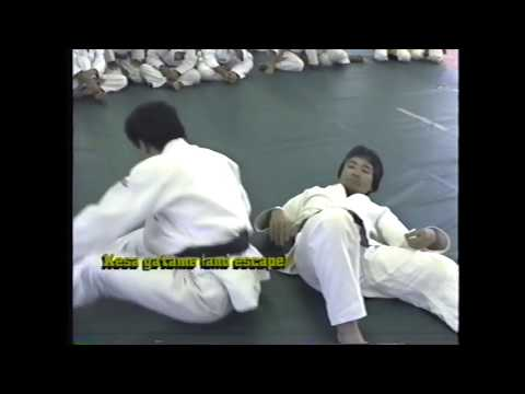 Judo Training Camp Clinic (Part 1)