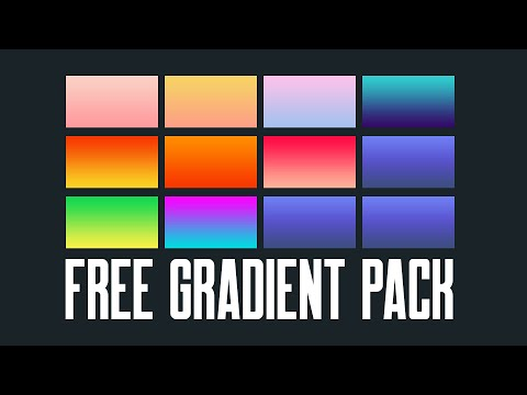 FREE Gradient Pack Gift