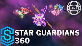 Star Guardians - 360 Video VR Experience