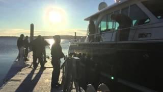 Sabre Yachts 66' Dirigo Launch Day Number 2