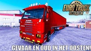 'GEVAAR EN OUD IN HET OOSTEN!' Euro Truck Simulator 2 Promods