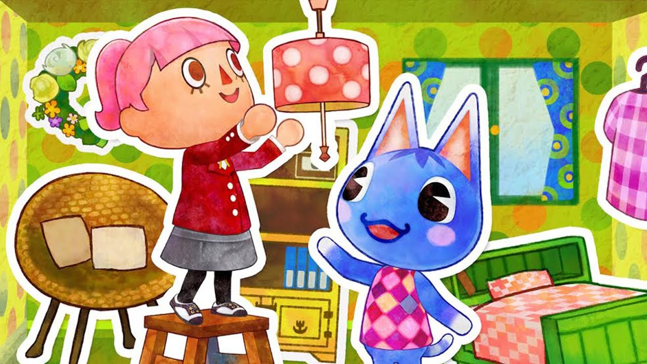 Animal Crossing: Happy Home Designer Review   YouTube