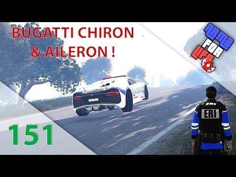 [Arma 3 Life] ERI | Episode n°151 : Le nouvel aileron de la Bugatti Chiron !
