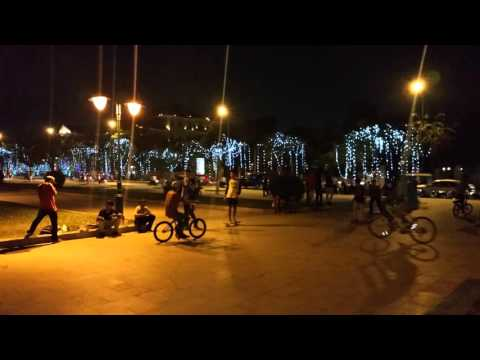 Cambodia Young Talent on their Skateboard in Phnom Penh 2016