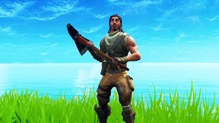 What it feels like to be a new Fortnite player