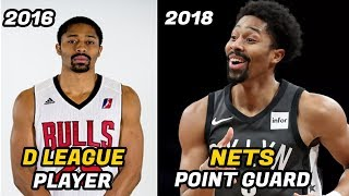 Download Meet Spencer Dinwiddie: From the D League to NBA Starting Point Guard Mp3 and Videos