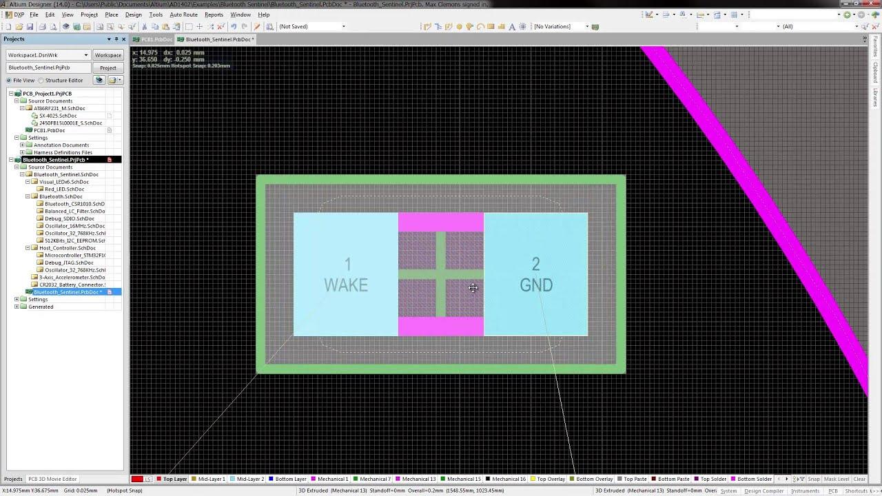 Altium Designer 14 - Embedded Component Support