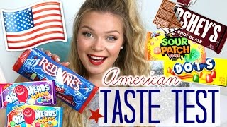 Trying American Candy ♥ Taste Test