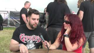 The Black Dahlia Murder interview @ Download Festival 2014