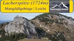 Aufstieg zur Lacherspitze (1724m) | Mangfallgebirge | Der unterschätzte Wendelstein Nachbar