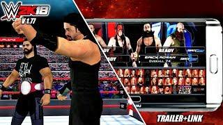 WWE 2K18 PSP 1.77 Trailer+Link | Android/PC/PSP | BK WWE
