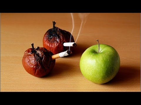 Эффективные народные средства от курения