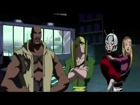 The Avengers Movie ღ♥Avengers Cartoon Full Season 2 ღ✰ PART 2✔
